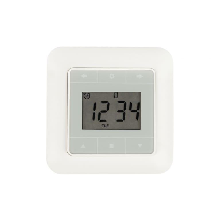 JULIUS MAYER Rollladen-Zeitschaltuhr mit Touch-Display | JMT-Touch
