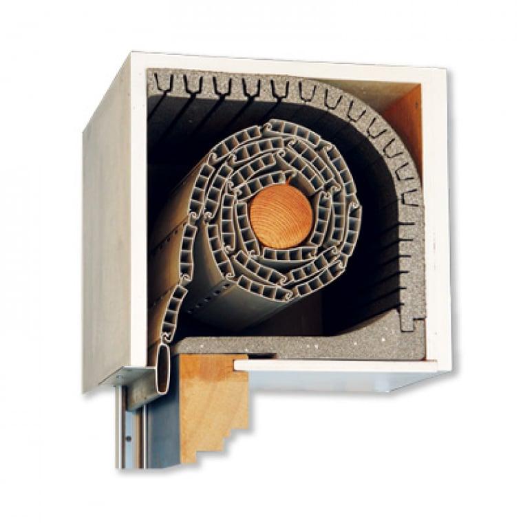 Diha Kombi Flex Thermo Flex Rollladenkasten Komplettsanierungs System