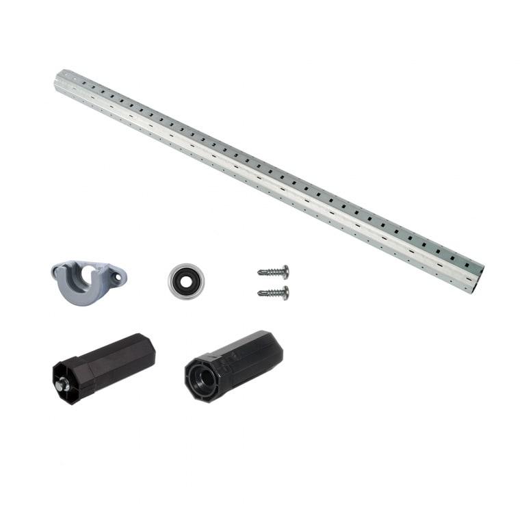 JAROLIFT Wellenset SW40 Basic | für Vorbau- und Aufsatzkästen bis 120 cm