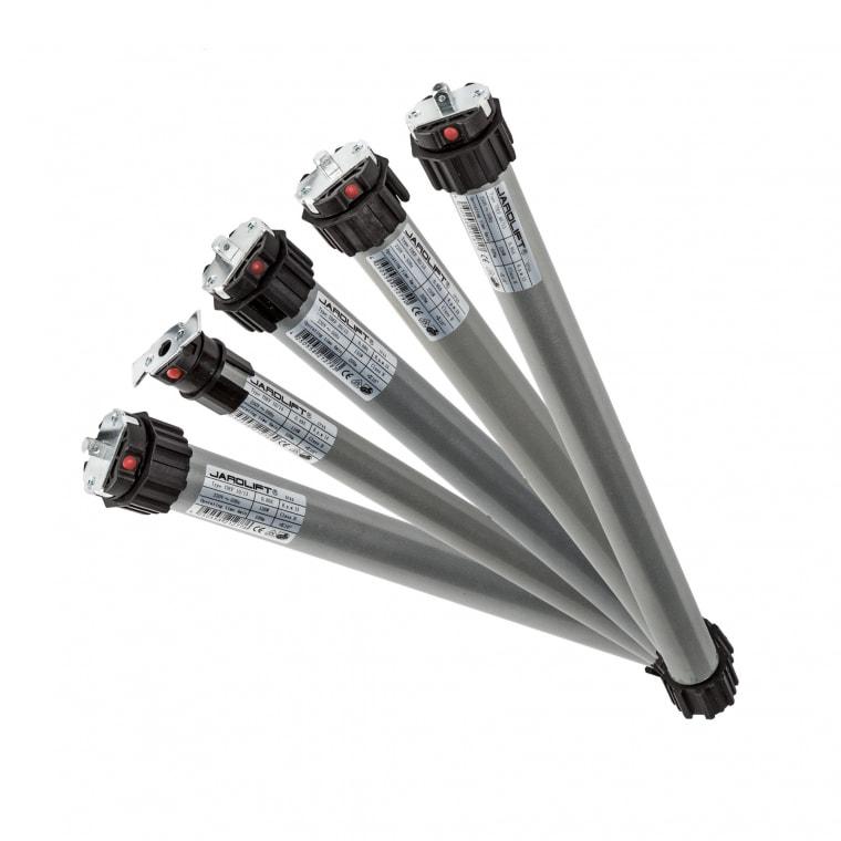 JAROLIFT Elektronischer Funk-Rollladenmotor / Rohrmotor TDEF