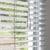 VICTORIA M Aluminium Jalousie 90 x 220cm, silber