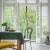 JAROLIFT Easy Fliegengitter-Magnetvorhang für Türen   100 x 210 cm, schwarz