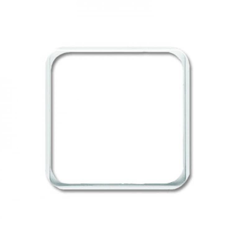busch jaeger reflex si zwischenrahmen 1746 214 101. Black Bedroom Furniture Sets. Home Design Ideas