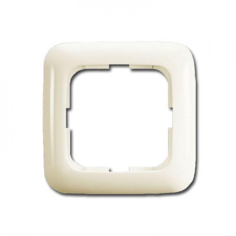 busch jaeger duro 2000 si 1 fach rahmen 2511 212. Black Bedroom Furniture Sets. Home Design Ideas