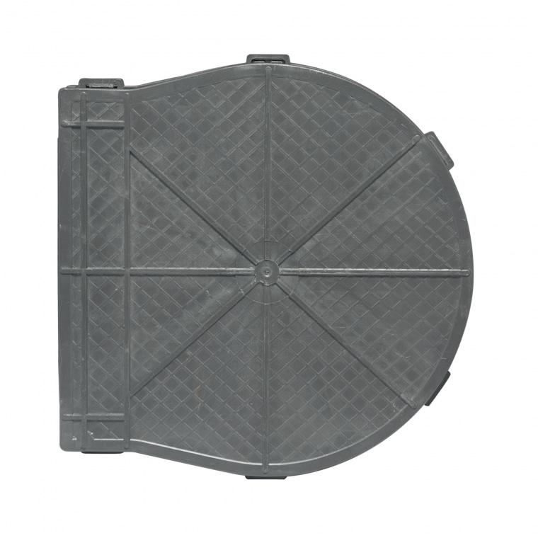 JAROLIFT Kunststoff Mauerkasten MK186 | 186mm Lochabstand (147800)