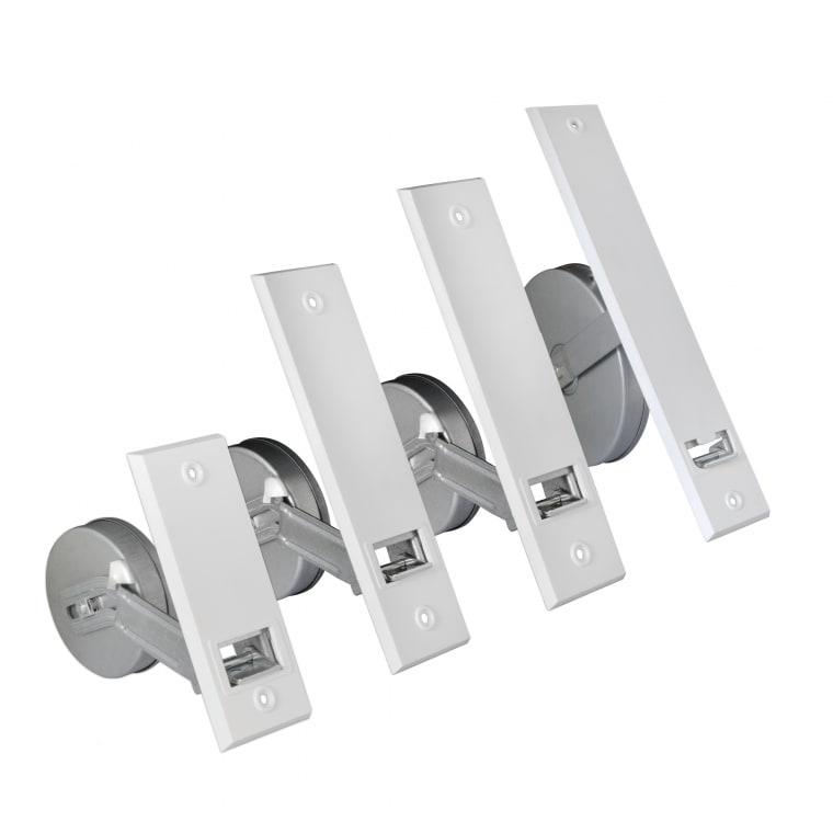 JAROLIFT Getriebe-Gurtwickler inkl. Kunststoff-Abdeckplatte (Typ nach Wahl)