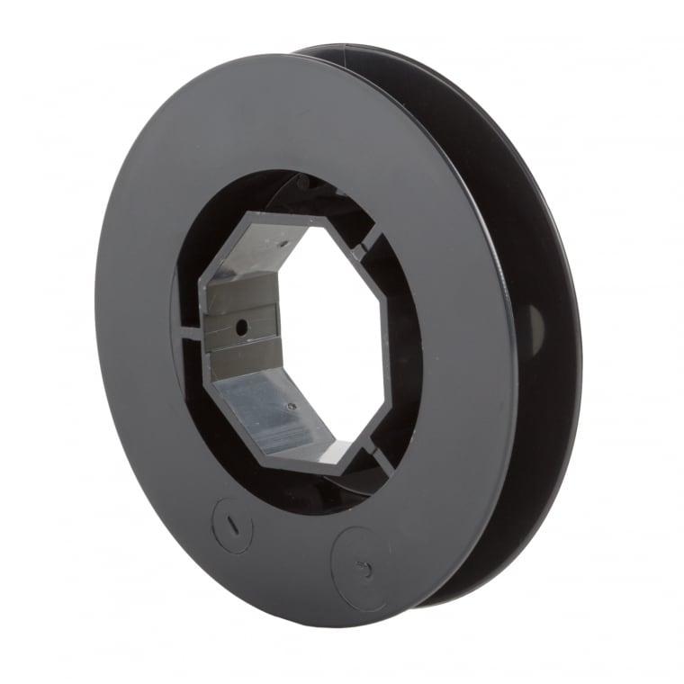 JAROLIFT Gurtscheibe für 40mm Rolladenwelle (D = 100mm)