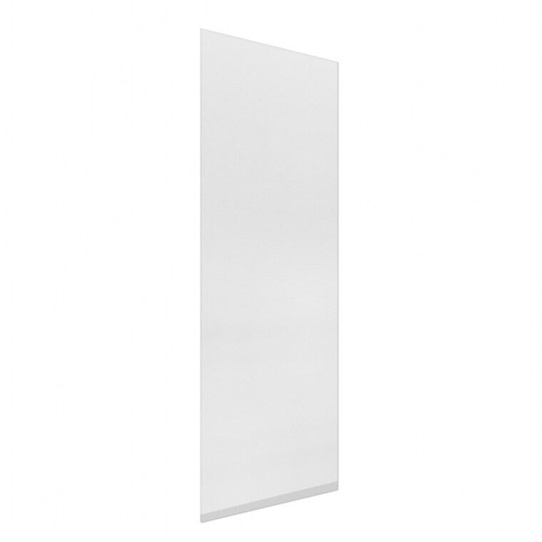 VICTORIA M Flächenvorhang leicht lichtdurchlässig 60 x 250cm, weiss