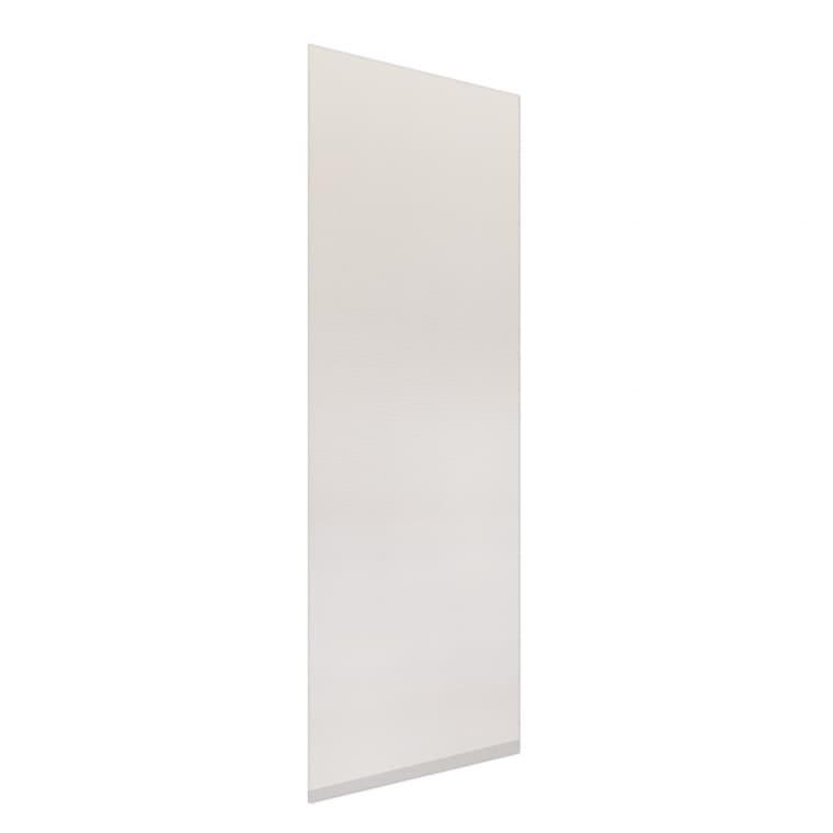 VICTORIA M Flächenvorhang leicht lichtdurchlässig 60 x 250cm, creme