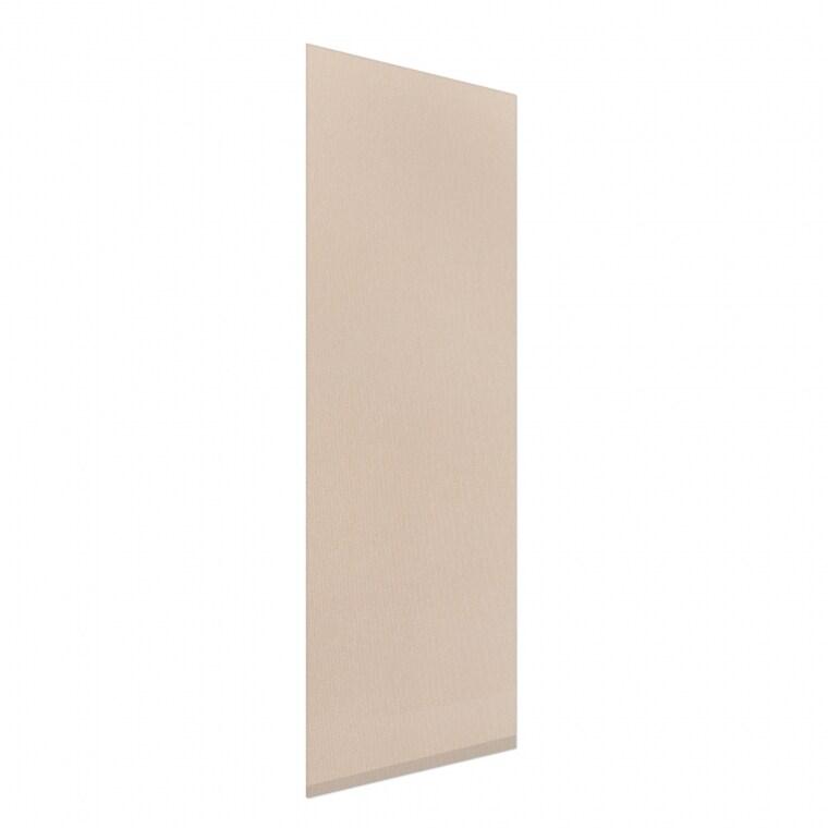 VICTORIA M Flächenvorhang leicht lichtdurchlässig 60 x 250cm, beige/stone