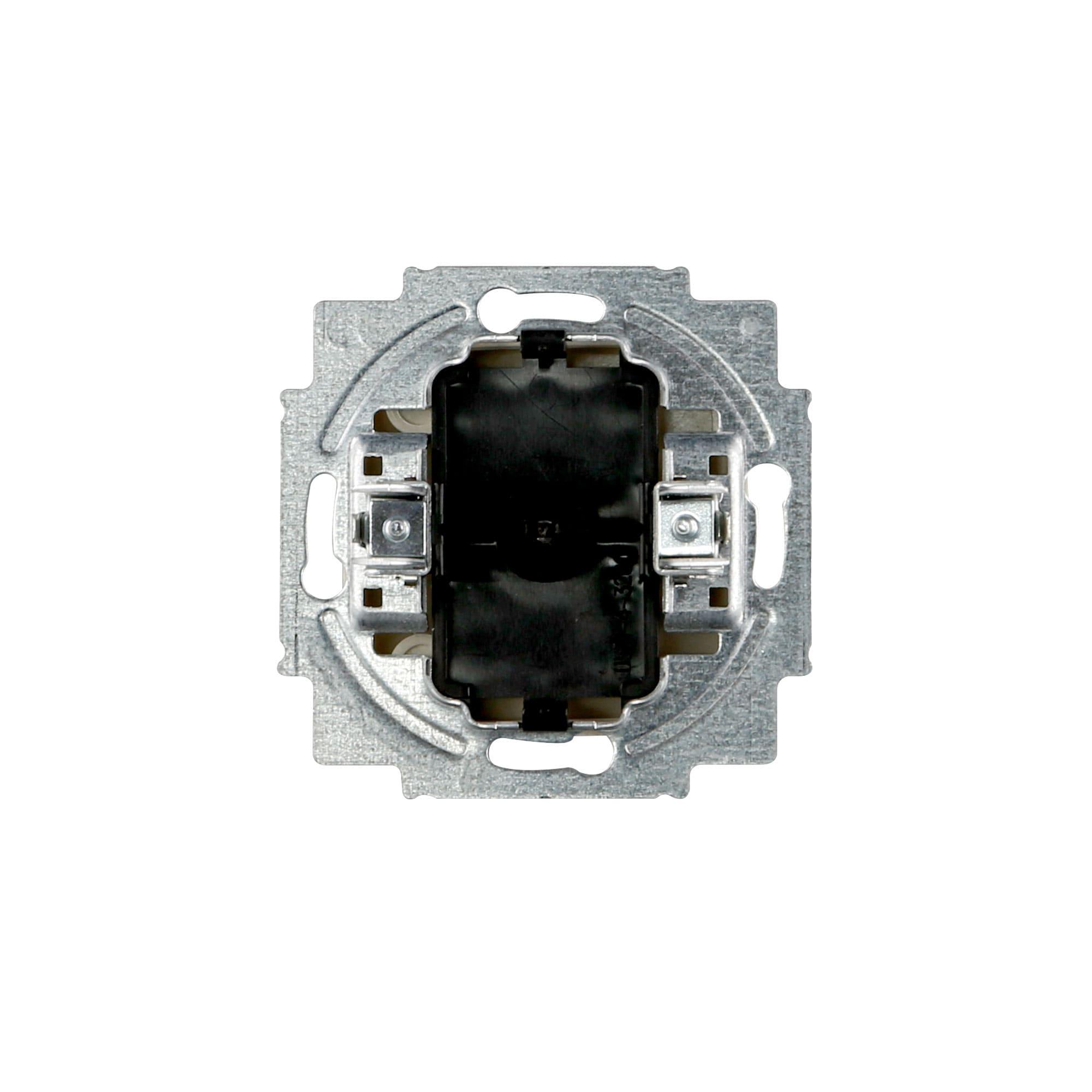 busch jaeger duro 2000 si taster mit schlie funktion 2506 212 2020 us. Black Bedroom Furniture Sets. Home Design Ideas