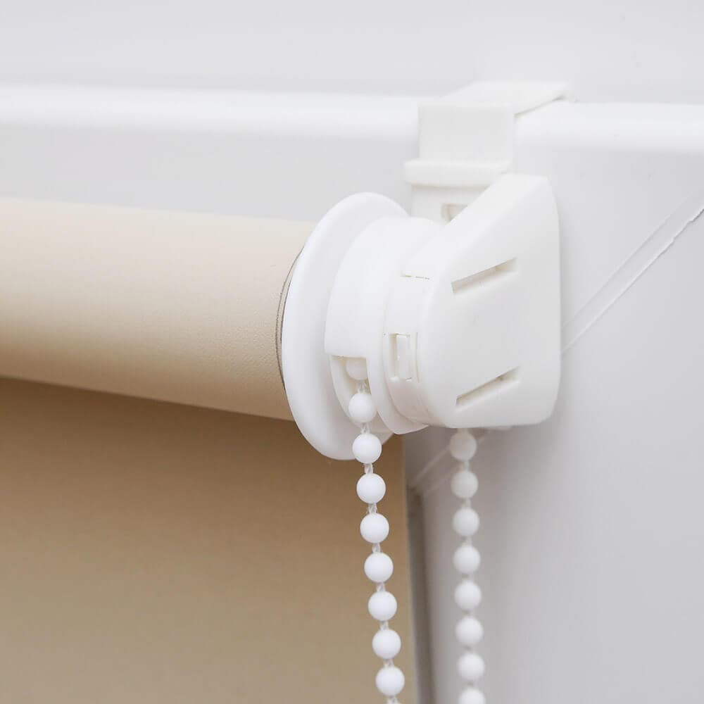 klemmfix verdunkelungsrollo rollo 75 x 230cm beige victoria m standard rollos. Black Bedroom Furniture Sets. Home Design Ideas