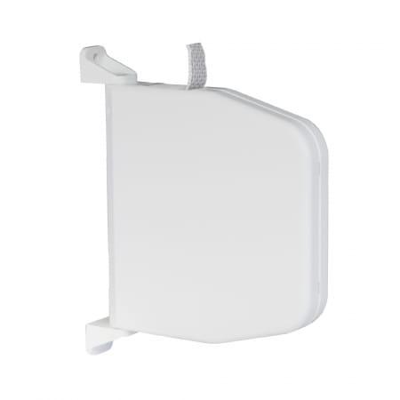 selve rollladen gurtwickler aufputz mit scharniersystem weiss inkl 5m rollladengurt. Black Bedroom Furniture Sets. Home Design Ideas