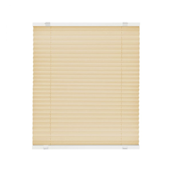 EasyFix Plissee 100 x 100cm, beige