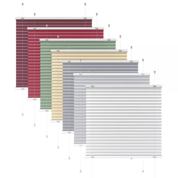 Indiva Lite Plissee (Größe & Farbe nach Wahl)