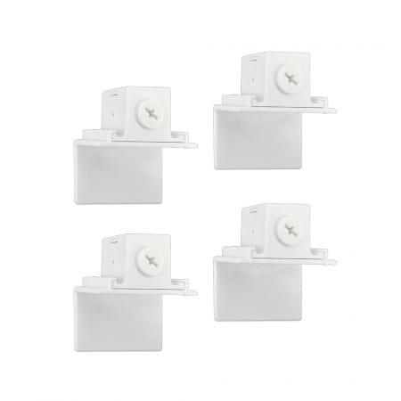 klebehalter f r easyfix plissees g nstig online kaufen. Black Bedroom Furniture Sets. Home Design Ideas
