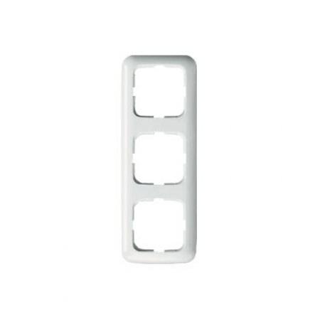 busch jaeger reflex si 3 fach rahmen 2513 214. Black Bedroom Furniture Sets. Home Design Ideas