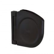Selve Design Gurtwickler Aufputz mit Scharniersystem, braun / ohne Gurt (085241)