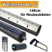 JAROLIFT SW60 Wellenset für Neubaukästen - bis 145cm
