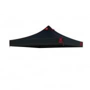 PARAMONDO Grillpavillon- / Grillzelt-Dach | 3 x 3 m | für Faltpavillon Premium Plus, PRO 30 & 40