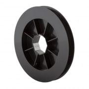 JAROLIFT Gurtscheibe für 40mm Rolladenwelle (D = 170mm)