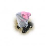 JAROLIFT Fliegengitter für Kinderwagen, weiss