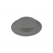 PARAMONDO Abdeckkappe für interpara Sonnenschirm (3,5m / 3x3m), silber