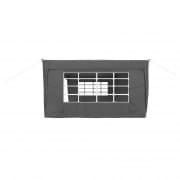 JAROLIFT Faltpavillon Seitenteil Fenster 2,95x1,95 m, anthrazit