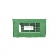 JAROLIFT Faltpavillon Seitenteil Fenster 2,95x1,95 m, grün