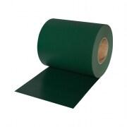 JAROLIFT PVC Sichtschutzstreifen 19 cm x 40 m mit 25x Befestigungsclipse, grün