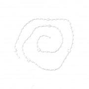 VICTORIA M Vertikaljalousie-Kette für 8,9cm Lamellen - 5m | 2er Pack