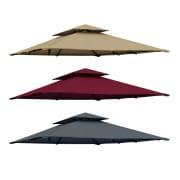 paramondo Ersatzdach für Comfort Gartenpavillon (Typ nach Wahl)