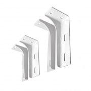 JAROLIFT Deckenkonsole für Gelenkarmmarkise Basic Plus | 4er Pack